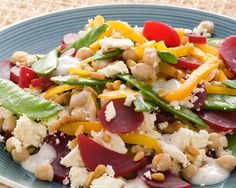 Beetroot and Feta Summer Salad recipe from Food in a Minute