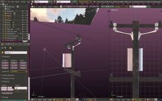 Utility Pole (Preview) [Architecture]