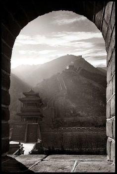La Gran Muralla de China, The Great Wall of China, Beijing