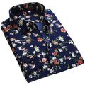 Long Sleeve Floral Printing Men Shirts Men's Business Formal Shirt Casual Slim Male Shirts Camisa Hombre chemise homme masculina-in Casual Shirts from Men's Clothing & Accessories on Aliexpress.com | Alibaba Group