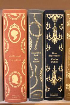 Penguin Classics clothbound editions | Theresa.lu