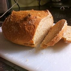 Out On Life's Sea: More Artisan Bread, Same Batch
