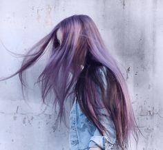 New hair tutorial color curls 22 Ideas Lilac Hair, Hair Color Purple, Hair Inspo, Hair Inspiration, Catty Noir, Coloured Hair, Grunge Hair, Dream Hair, Love Hair