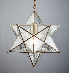 Star Pendant, Small 36cm 276 hector finch