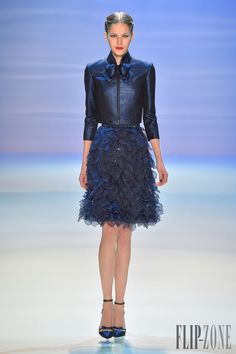 Georges Hobeika Official pictures F/W 2014-2015 - Couture - http://www.flip-zone.com/fashion/couture-1/fashion-houses/georges-hobeika-5253