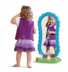 Amazon.com: Little Tikes Activity Garden Safe 'N Fun Mirror: Toys & Games