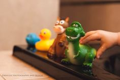 Capturing the details of everyday life. A photo of My son's favorite bath toys. Photo by Rocole Photography and Design ( http://rlrocolephotography.smugmug.com/ )