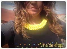 Nina de drap: #hastaelcuellodehandmade
