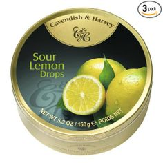 An ideal gift for the senses are Cavendish and Harvey fruit candy. Cavendish & Harvey is the premium brand for fruit candy drops and confectionery specialties.
