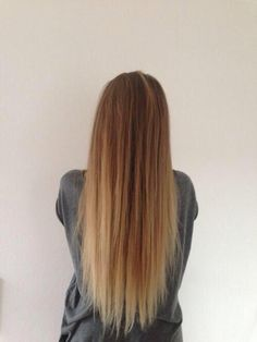 Hope I can get my hair this long