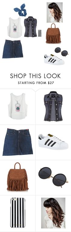 """demi"" by mackenzie-holt on Polyvore featuring maurices, Sessùn, adidas, Superdry, MICHAEL Michael Kors and Dorothy Perkins"