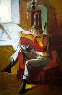 Gilot, Françoise (1921-...) The red vest