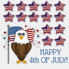Happy of July Sticker – of July – Grandcrafter – DIY Christmas Ideas ♥ Homes Decoration Ideas Happy 4 Of July, Fourth Of July, Party Food 4th Of July, Holiday Pictures, Vinyl Sheets, Happy Independence Day, Personalized Stickers, Decorated Water Bottles, Business Logo