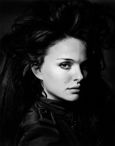 My favourit actress – photographer craig mcdean, natalie portman, editorial, black and white