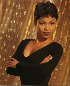 Nia Long always will be Gorgeous Nia Long, Beautiful Black Women, Beautiful People, Short Hair Styles, Natural Hair Styles, Pixie Styles, New York City, Black Girl Aesthetic, Black Actresses