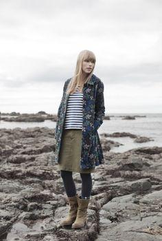 Tremendous Coat | Jackets & Outerwear | Clothing | Seasalt Women's Clothing #SeasaltComfortAndJoy