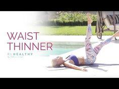 Waist Thinner | Rebecca Louise - YouTube
