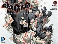 Weird Science: Batman: Arkham Knight #32 Review