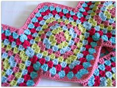 Yes! Now crochet outwards from both sides!