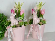 Deko Ostern - Poremba - - Deko Ostern - Poremba You are in the right place about Easte Spring Projects, Spring Crafts, Holiday Crafts, Easter Table Decorations, Decoration Table, Spring Decorations, Easter Flower Arrangements, Floral Arrangements, Easter Eggs