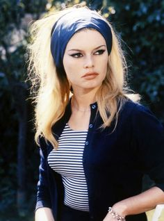 Bardot likely comes to mind. One part style icon, one part sex symbol, Bardot set the standard for top-notch personal style in the and with her Bridgitte Bardot, Sienna Miller, Sac Brigitte Bardot, Bridget Bardot Makeup, Zooey Deschanel, Pin Up, French New Wave, French Style, French Lady
