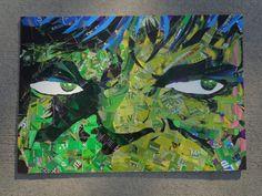 Recyclart of The Hulk