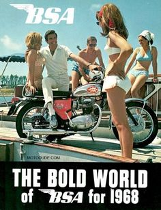 Motorcycle Baby, Womens Motorcycle Helmets, Motorcycle Images, Motorcycle Posters, British Motorcycles, Vintage Motorcycles, Motorcycle Manufacturers, Scooter Girl, Scooter Shop