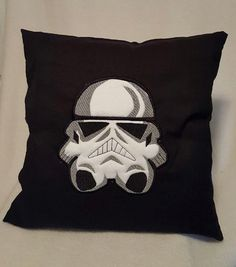 Hey, I found this really awesome Etsy listing at https://www.etsy.com/listing/235620719/stormtrooper-star-wars-pillow
