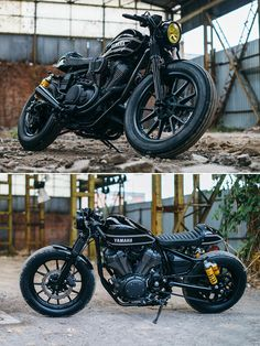 Six killer XV950 customs have broken cover in Italy. And they're from mainstream Yamaha dealers, not pro builders. Here's one of our favorites, by New Venezia Moto. Hit the link to see the rest!
