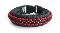 How to Make the Fishtail Cobra Knot Accent Paracord Bracelet Tutorial - YouTube