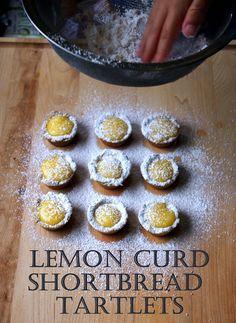 Within the Kitchen: Lemon Curd Shortbread Tartlets 3 oz. (6 Tbs.) unsalted butter, softened   1 cup white sugar  2 large eggs  2 large egg yolks  2/3 cup freshly squeezed lemon juice  1 tsp grated lemon zest