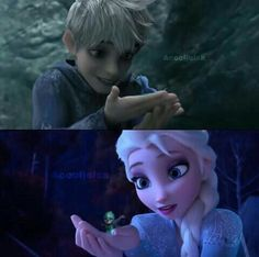 Disney Princess Movies, Disney Characters, Jack Frost And Elsa, Sailor Princess, Rise Of The Guardians, Jelsa, Disney And Dreamworks, Im In Love, Fairy Tail