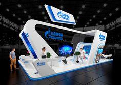 Exhibition stand,Gazprom on Behance Exhibition Stall, Exhibition Booth Design, Exhibition Display, Exhibit Design, Bank Interior Design, Interior Design Sketches, Showroom Design, Web Banner Design, Parametric Architecture