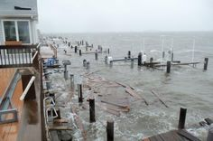 Montego Bay, Ocean City, MD. Monday PM, October 29, 2012 WOW... Hurricane Sandy- We had a place right at the end of 125th street...