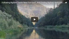My name is Jacob and during a camping trip (sort of) with my girlfriend at the time, currently my wife, we followed a set of Bigfoot tracks near Fort Goff, and we followed them right to a Bigfoot! This encounter or, better yet, visual of this thing was quick, frightening, and what led up to …