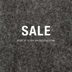 Our winter sale is now live.  #norseprojects