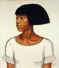 Artist Winold Reiss