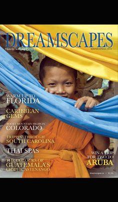 MAGAZINECLONER.COM US LLC   Travel   iPhone   Dreamscapes Magazine $0.00   ver.4.9.26  $1.99   Dreamscapes is Canada's premier travel