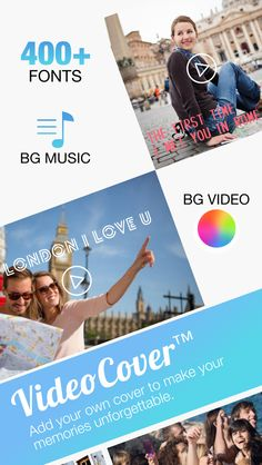 SAVE $0.99: Video Cover - Create Title on Video for Instagram gone Free in the Apple App Store. #iOS #iPhone #iPad  #Mac #Apple