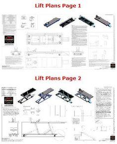 lift plans pages 1-2