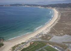 playa de la lanzada, el grove pontevedra España
