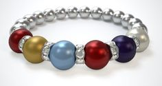 Check out my Mothers Bracelet! What does yours look like? Design a bracelet in just 3 easy steps! Just $29.95undefined