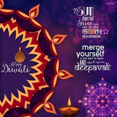 Merge yourself in the light of lights and enjoy the supreme deepavali.