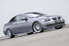BMW 335i Coupe by Hamann (2007)  This Bi-Turbo Beast drive like crazy.