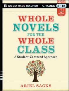 How do Literature students study novels in class?