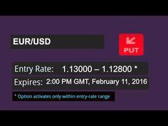 London trade idea, EUR/USD Feb 11
