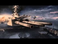"CGI Animation Breakdown HD: ""World of Warships"" by Vladimir Abramov for Wargaming.net"