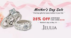 "Exclusive 30% Off Everything on #Jeulia Code: ""CutCode30"" #Jeulia_Coupon_Codes"