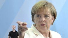 Angela Merkel - Najbardziej Wpływowa Kobieta Świata [Biografia W Pigułce]