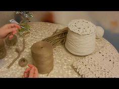 Покупка шпагатов для рукоделия и вязания - YouTube